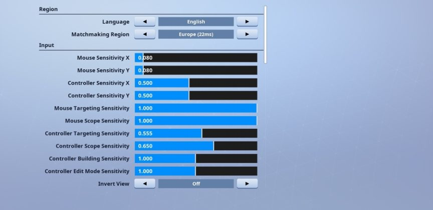 Csgo To Fortnite Sensitivity Calculator