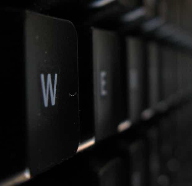 W-key