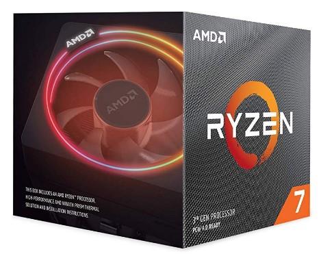 AMD Ryzen 7 3700X Processor