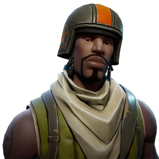 Aerial Assault Trooper Fortnite Skin