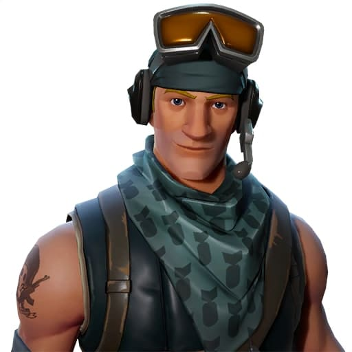 Recon Scout Fortnite Skin