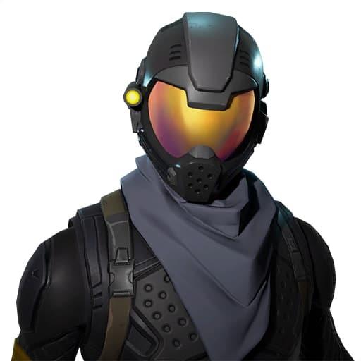 Rogue Agent Fortnite Skin