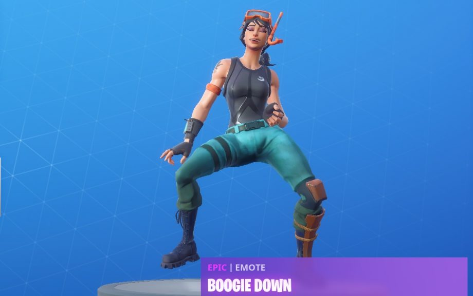 Fortnite Boogie Down Emote when you enable 2FA