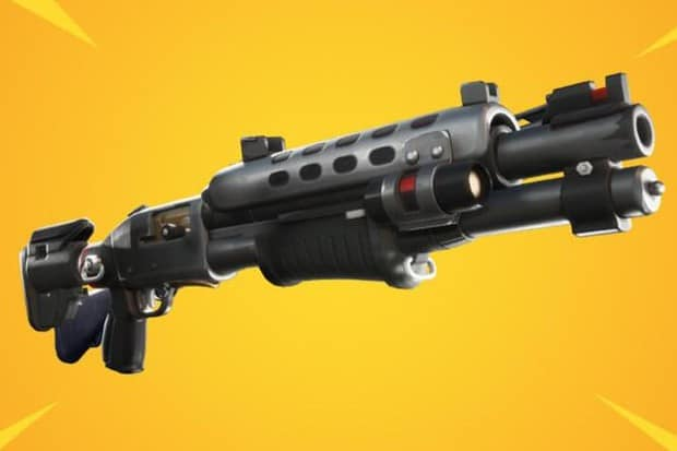 Fortnite legendary shotgun