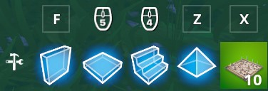 Reverse2k Fortnite building keybinds