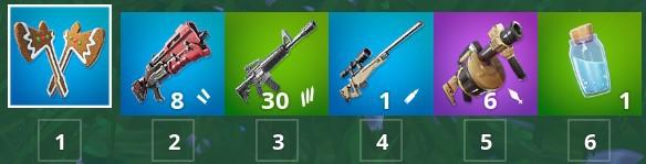 Reverse2k Fortnite weapon keybinds
