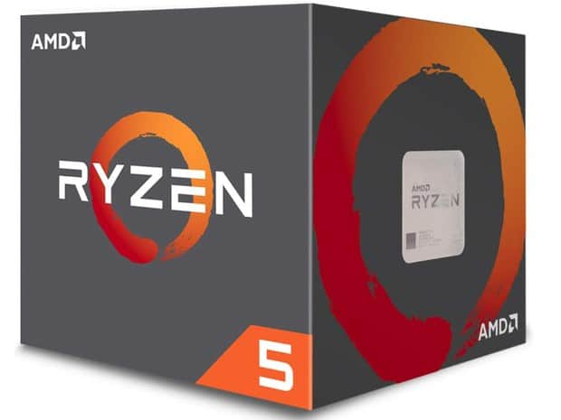 AMD Ryzen 5 1600 CPU