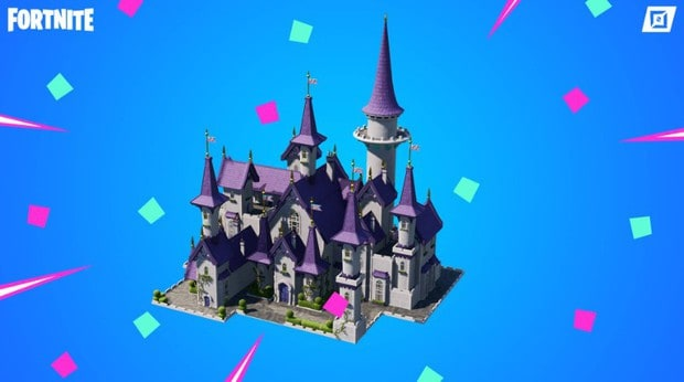 Fortnite Creative Princess Castle